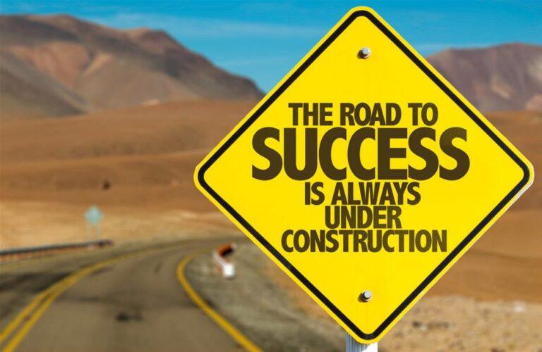 road to succes m