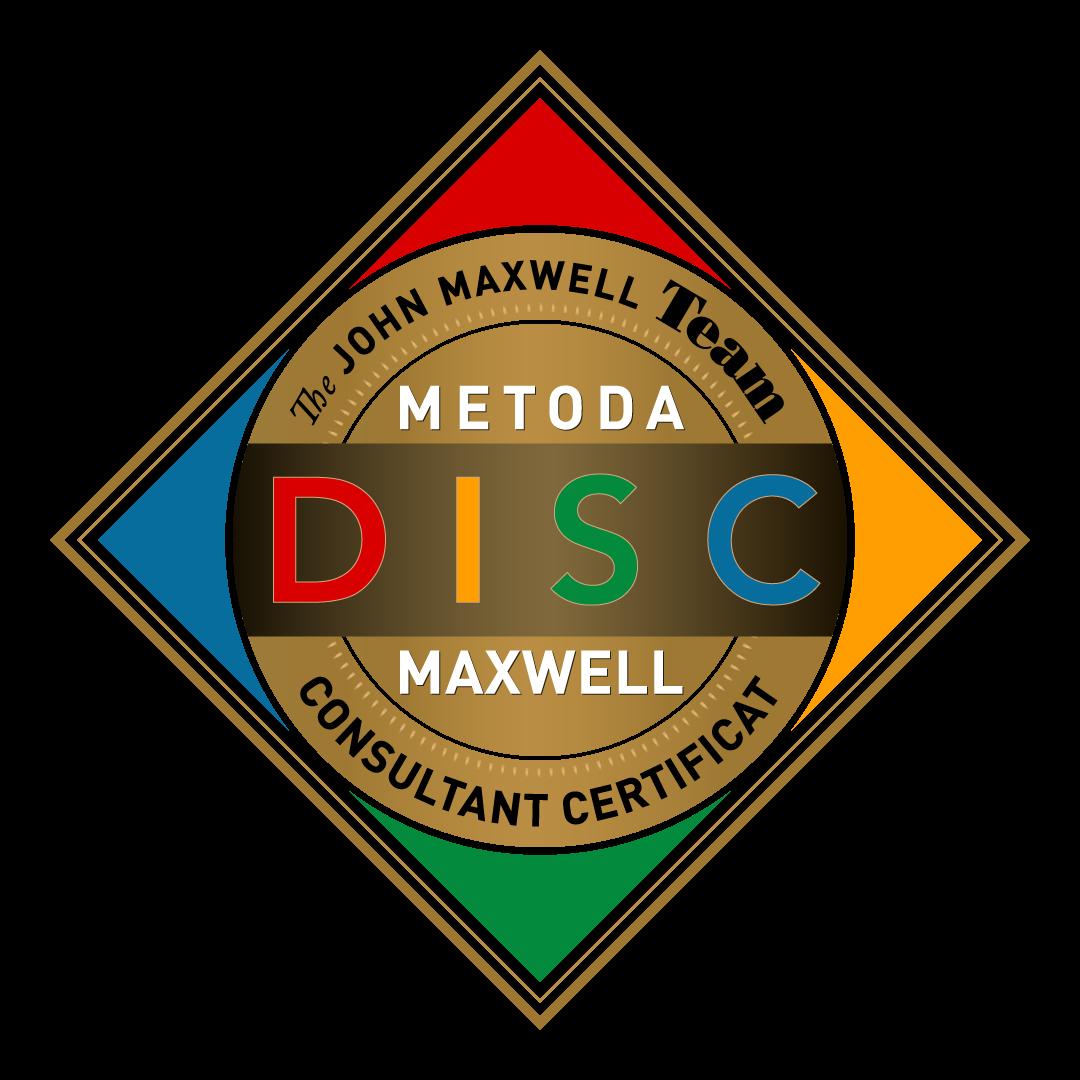 Sigiliu+DISC+Consultant+Certificat